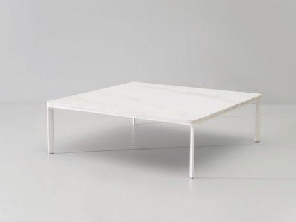 Tavolo basso quadrato Park Life di Kettal